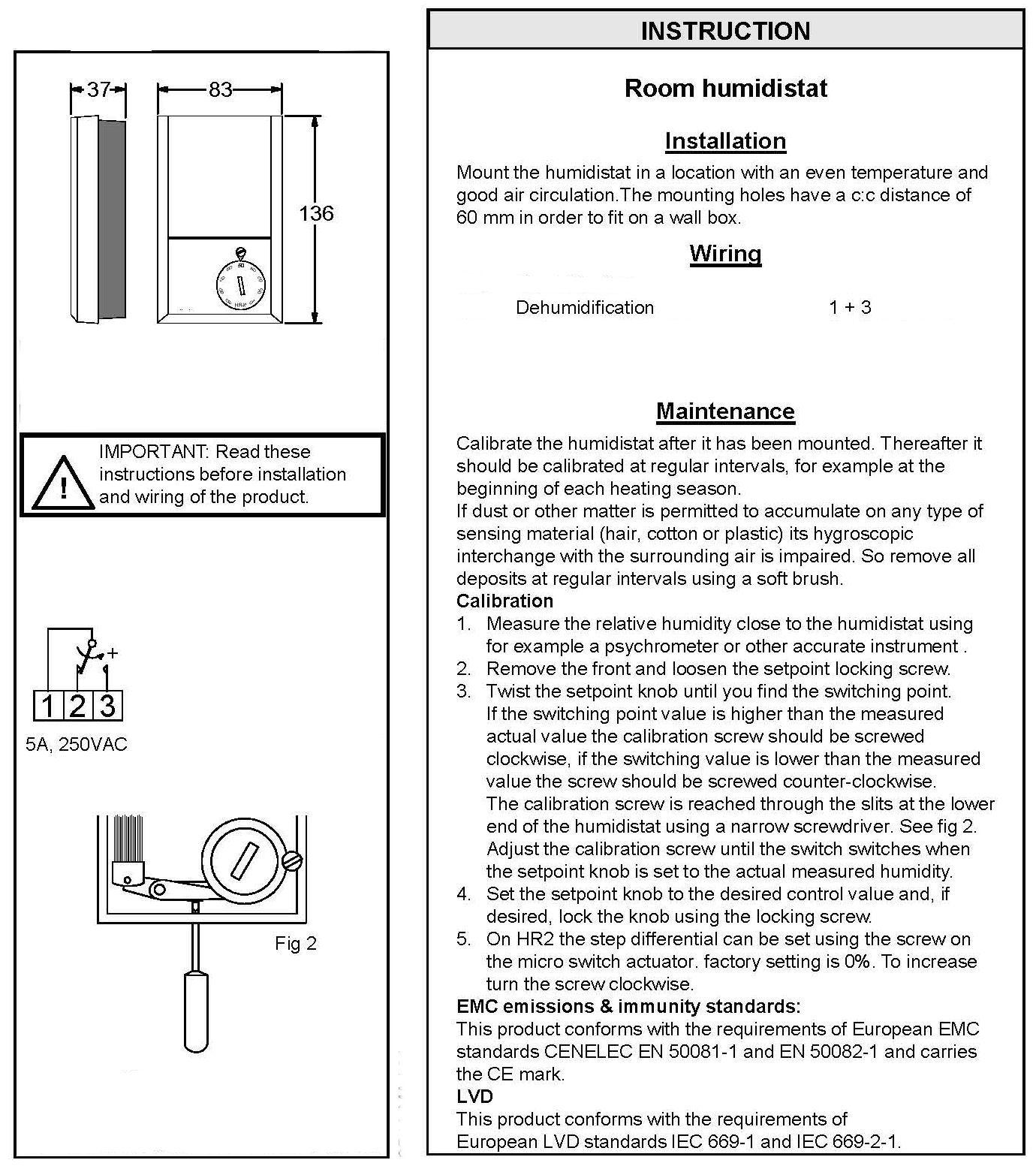 Dsr20 Industrial Dehumidifier 190l Ecor Pro Wiring Diagram User Manual Symbol