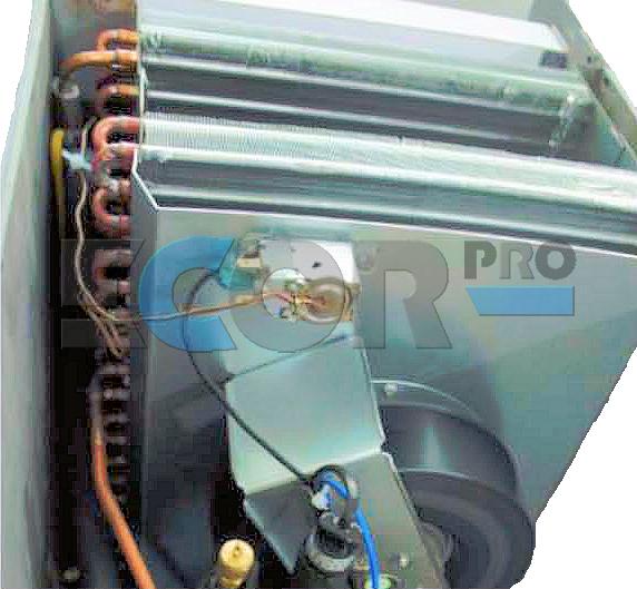 LD800 Loft Dehumidifier Heat Exchanger