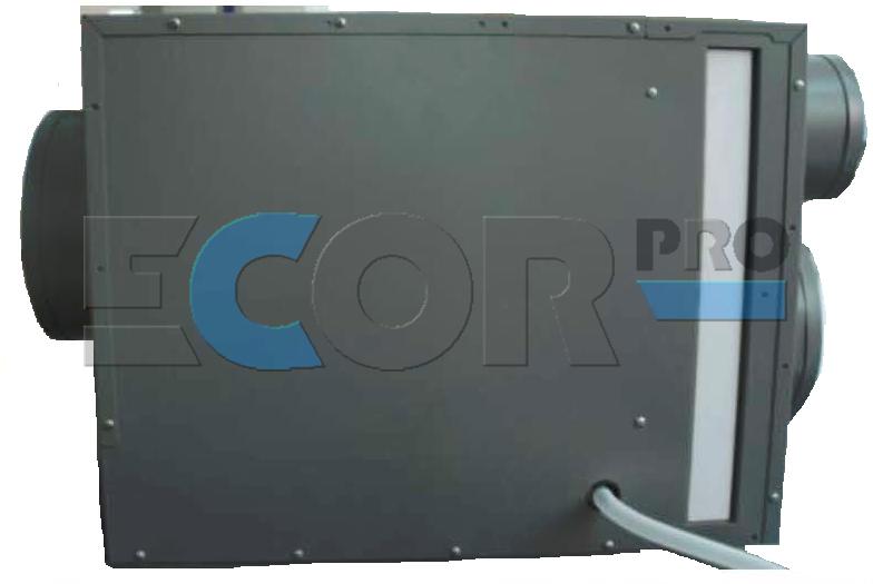 LD800 loft dehumidifier easy access to air filter