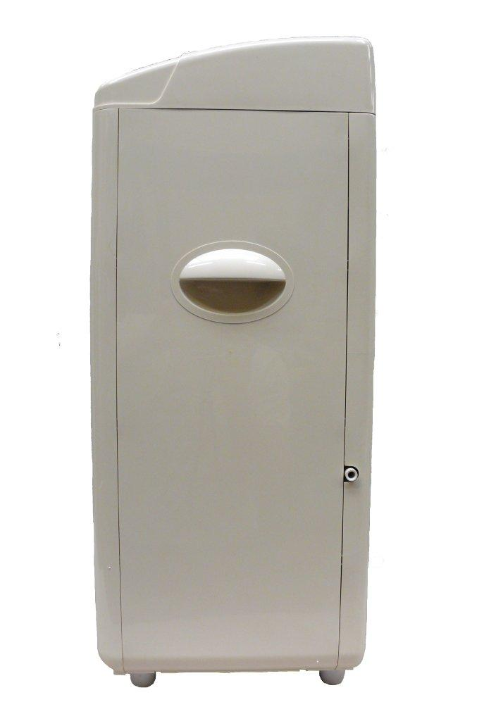 d9500 wall mount or free standing dehumidifier with internal pump 65l