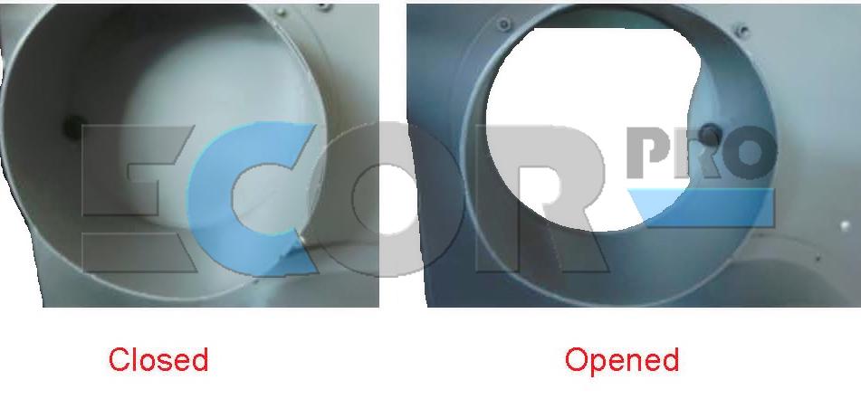 LD800 fresh air dehumidifier
