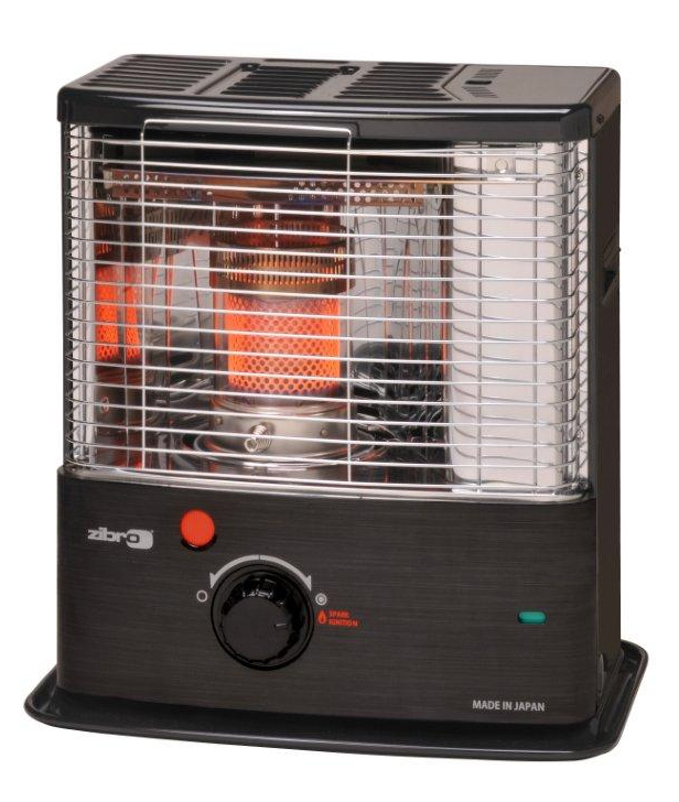 zibro heater rs240 nf wick paraffin heater ebay. Black Bedroom Furniture Sets. Home Design Ideas