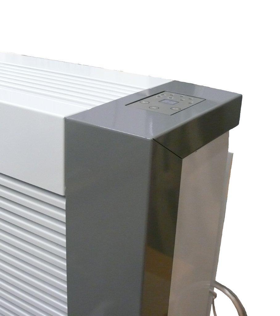 D1100 Wall Mount Rotary Compressor Dehumidifier 91l Ecor Pro