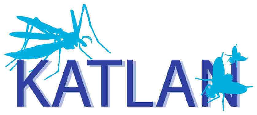 Katlan Fly Killer logo by Ecor Pro