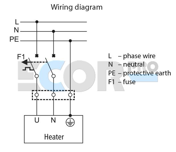 An Water Heater Wiring Diagram An Free Wiring Diagrams – Water Heater Wiring Diagram