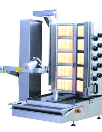 Doner Kebab Grill Machine Robot NGDR10G