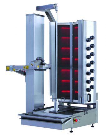 Doner Kebab Grill Machine Robot NGDR14E