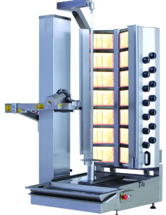 Doner Kebab Grill Machine Robot NGDR14G