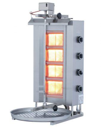 naomi grills kebab grill machine ECO4G