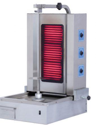 naomi grills kebab grill machine ECU3E