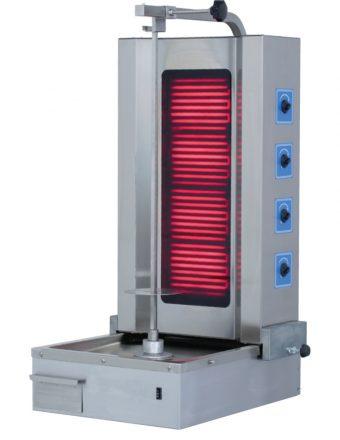 naomi grills kebab grill machine ECU4e