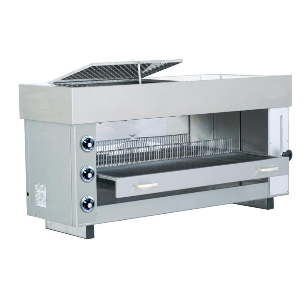Salamander Grill Machine PB3E - Electric - Ecor Pro