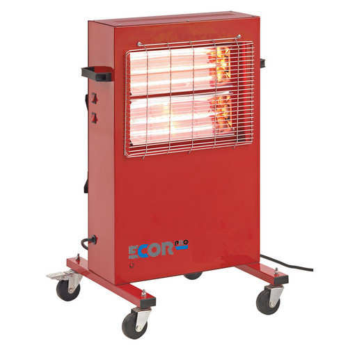 Big Red Infra Red Heater 3kw Ecor Pro