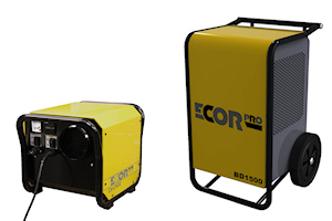 building dryers by ecor pro