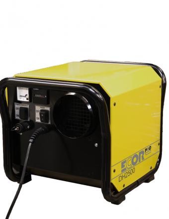 dh2500 desiccant dehumidifier