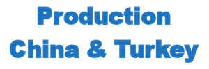 ecor pro production in china and turkey