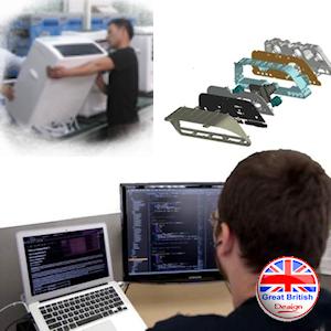 uk design engineering chinese production