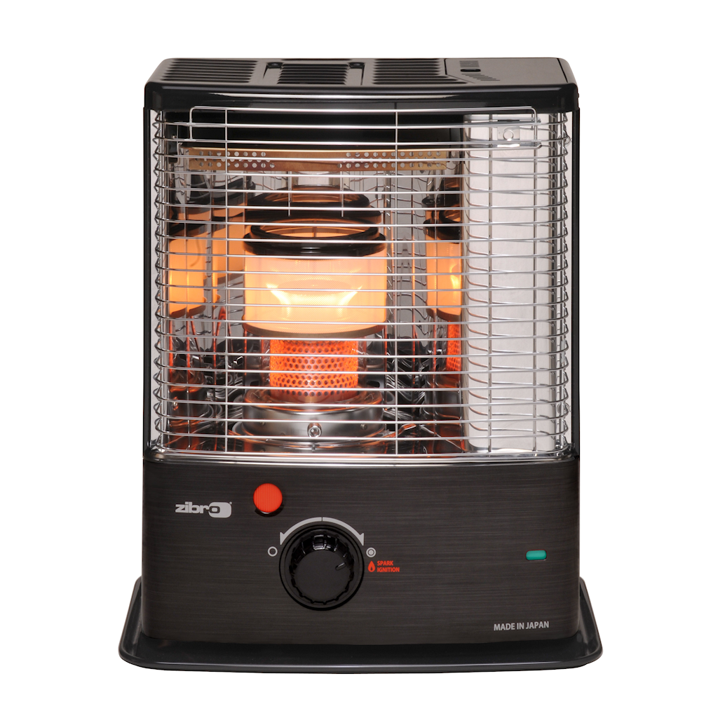 zibro heaters rc270 nf approved double wick ecor. Black Bedroom Furniture Sets. Home Design Ideas