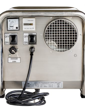 Dehumidifier Desiccant DH2500 INOX front