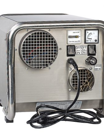 Dehumidifier Desiccant DH3500 INOX front