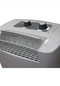 Dehumidifier Desiccant TDM80 9 litre air vent